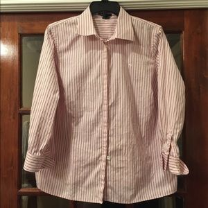 Lauren Ralph Lauren plus size Button Down Shirt 2X